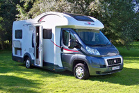 Roller Team 2013 motorhome range at this year's prices