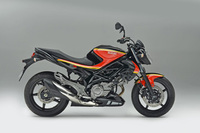 Suzuki launches retro SFV650 Gladius