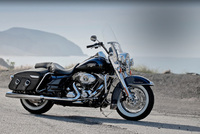 Embrace the open road on a Harley-Davidson at Sheen Falls Lodge