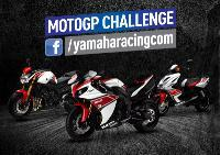 Take the Yamaha MotoGP Challenge to win the ride of your life