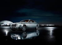 Rolls-Royce presents Phantom Coupe Aviator Collection