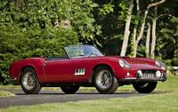 1960 Ferrari California sells for over 11 million dollars