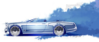 Bentley Mulsanne Vision - The world's most elegant convertible