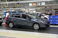 Production of all-new Kia cee'd Sportswagon begins