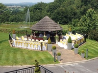 Wedding open day at top venue