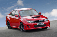 Subaru announces price cut and power hike for WRX STI