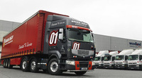 Special edition Renault Premium takes pole position at Brian Daly