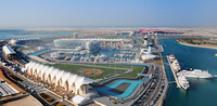 Yas Marina gears up for Formula 1 Grand Prix