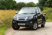 Isuzu D-Max awarded four-star safety rating