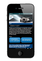 Mazda launches new wave of fleet communication channels