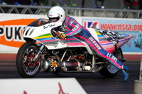 World's fastest bikes to run at Santa Pod's European Finals