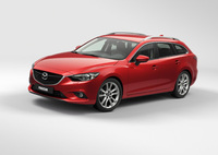 All-new Mazda6 estate to debut at Paris Motor Show