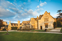 Take inspiration from Downton Abbey with an historical retreat