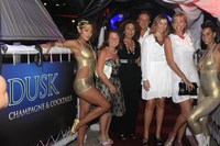 Gibraltar's Dusk parties til dawn on opening night