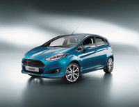 Ford reveals stylish new Fiesta