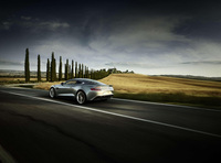 Starring role for Aston Martin Vanquish