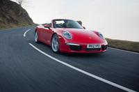Porsche slowest at losing value