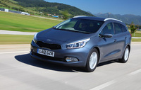Kia cee'd Sportswagon now on sale