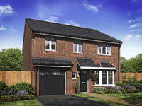 Discover the stunning show home at Meadows View