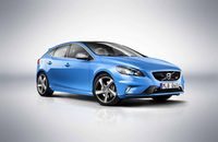 Volvo V40 R-Design: Dynamic drive with sports inspired looks