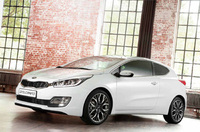 New Kia pro_cee'd to premiere at Paris Motor Show