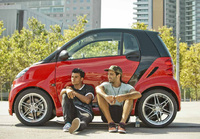 smart fortwo goes skate-of-the-art