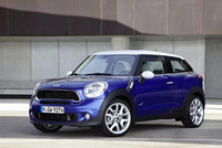 Setting a new pace for Mini: The all-new Mini Paceman
