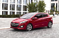 New generation i30 three-door to debut at Paris Motor Show