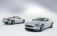 Aston Martin DB9 - The best of British in a sports GT