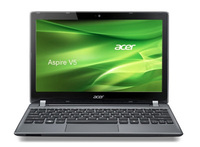 Acer Aspire V5 touch - Slender and light with 10-point touch display