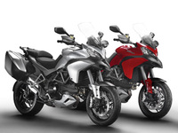 Multistrada 1200 S Touring and Multistrada 1200