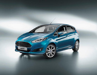 New Ford Fiesta debuts six green engines and a Titanium X series