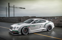 Bentley returns to motorsport with Racing GT