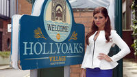Nikki Sanderson joins the cast of Hollyoaks