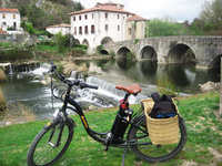 E-bike holidays - A new way to discover the Camino