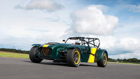 Caterham launches premier Superlight R600 series