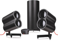 Logitech Speaker System Z553: Powerful bass and modern design