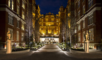 Holiday Shopafrolic at London's deluxe St Ermin's Hotel
