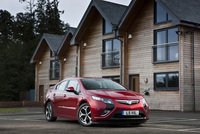 Sunday Times gives Vauxhall Ampera top eco award