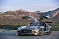 "Exclusive collector's item: SLS AMG GT3 ""45th Anniversary"""