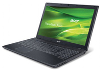 Acer TravelMate P453 - Productivity meets solid security