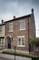 Luxury show home open at popular Monmouth development