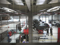 Vauxhall owners can book servicing online