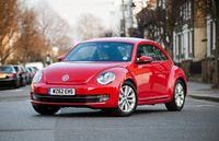 Three in a row for Volkswagen as Thatcham names most secure cars