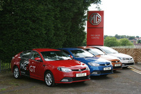 Drive away in nearly new MG6 for £500 from the factory