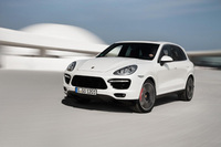 Ultimate Porsche Cayenne - the 550 hp Turbo S