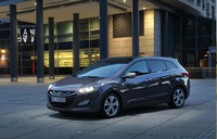 New Generation i30 gets the premium touch
