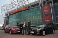 Cruze Station Wagon wins Old Trafford approval
