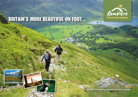 Ramblers Countrywide Holidays 'best of British' guided tours