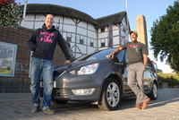 Much ado about Ford Galaxy's Shakespearean road trip